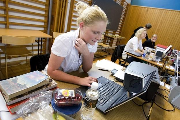 Den Digitale Prøvevagt bliver obligatorisk at have installeret på sin computer, hvis man vil bestå en skriftlig eksamen på landets gymnasier til sommer.