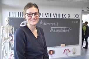 Det behøver ikke være så kedeligt: Birgit fra Hjørring vil vække matematik-gløden
