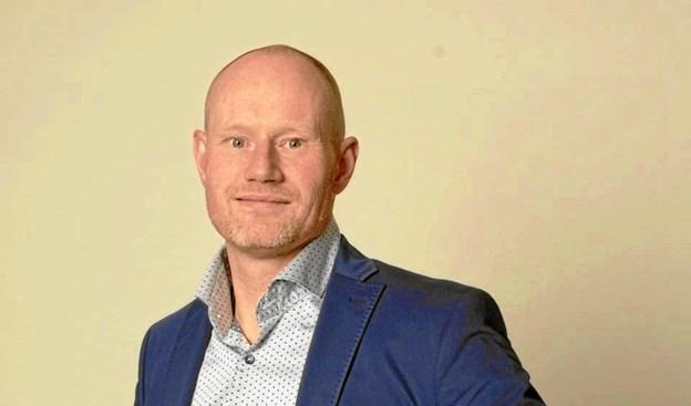 Martin Krogh er salgschef i NORDJYSKE Medier.