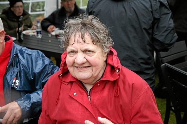 Formanden gennem de seneste 20 år, Vera Schmidt fra Hedensted, fortæller, at 24 grundejere indtegnede sig som medlemmer ved den stiftende generalforsamling. Arkivfoto