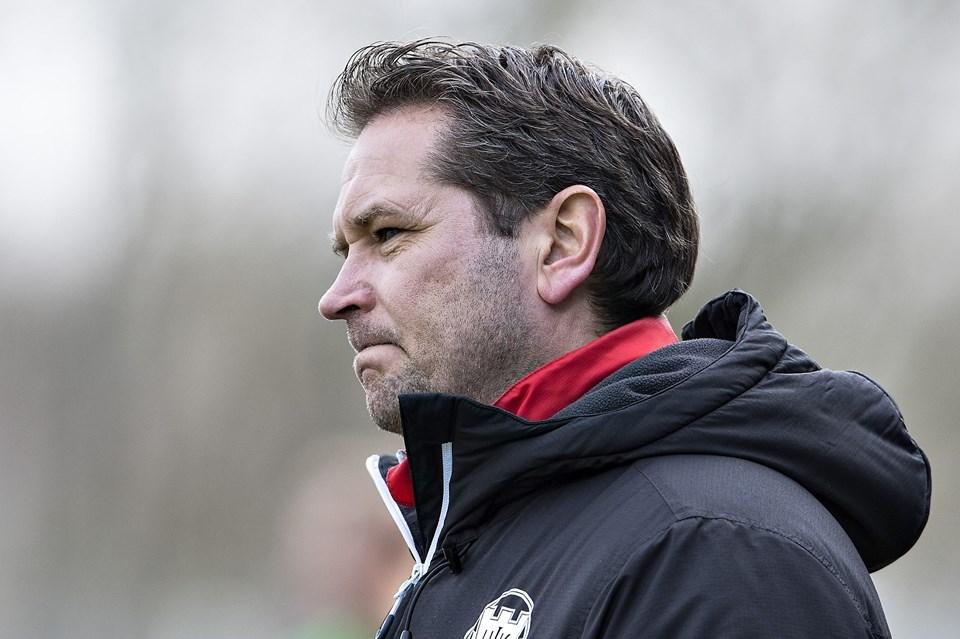 Thomas Thomasberg og Hobro tabte 1-3 til AGF. Scanpix/Henning Bagger