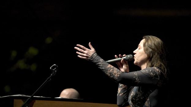 Margrete Grarup har gennem de sidste 25 år sunget blues, jazz og gospel i et utal af sammenhænge