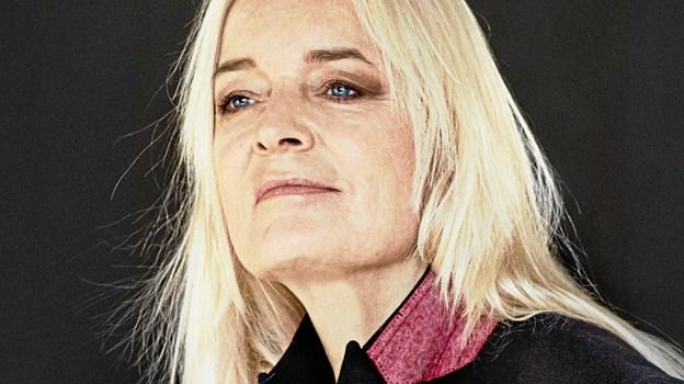 Anne Linnet spiller op på Vendelbohus-scenen 2. marts.