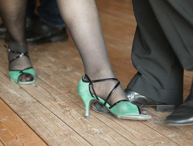 Der skal danses i Hellum. Arkivfoto: Hans Ravn