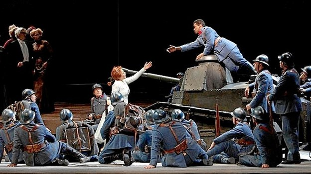 Der er opera i Pandrup Kino.Pressefoto