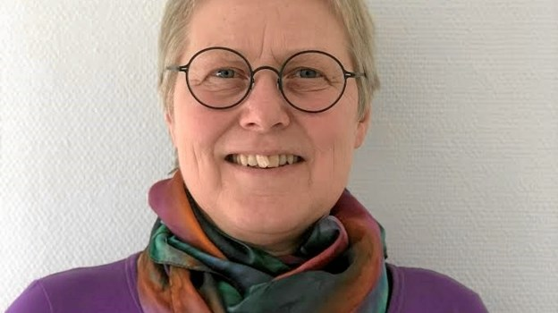 Mie Larsen åbner 14. juni fodterapeut-klinik i sit private hjem i Bælum. Privatfoto