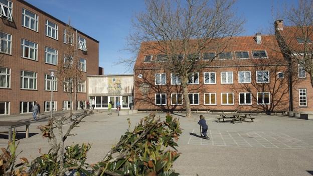 Bangsbostrand Skole siger fravel til endnu et kuld afgangselever