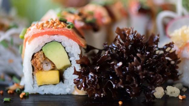 Der er mange klimavenlige retter at vælge imellem i den kommende tid. For eksempel hos Sushi Mania XO. Arkivfoto: Matthew Burnett