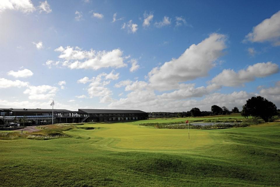 Værelsesfløjen i Himmerland Golf og Spa Resort - renoveres i løbet af de kommende fire måneder for cirka 16 millioner kroner. Privatfoto