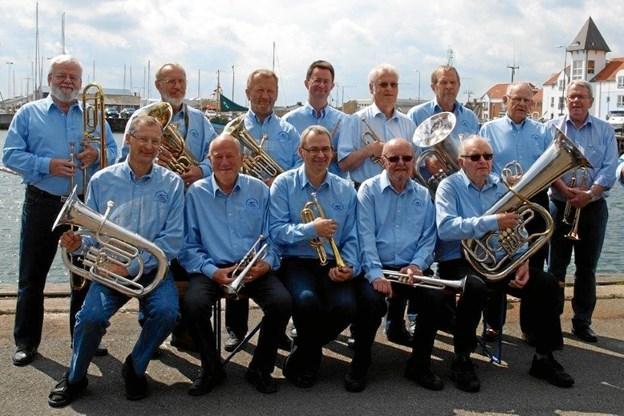All Workers Brass Band spiller op 20. januar