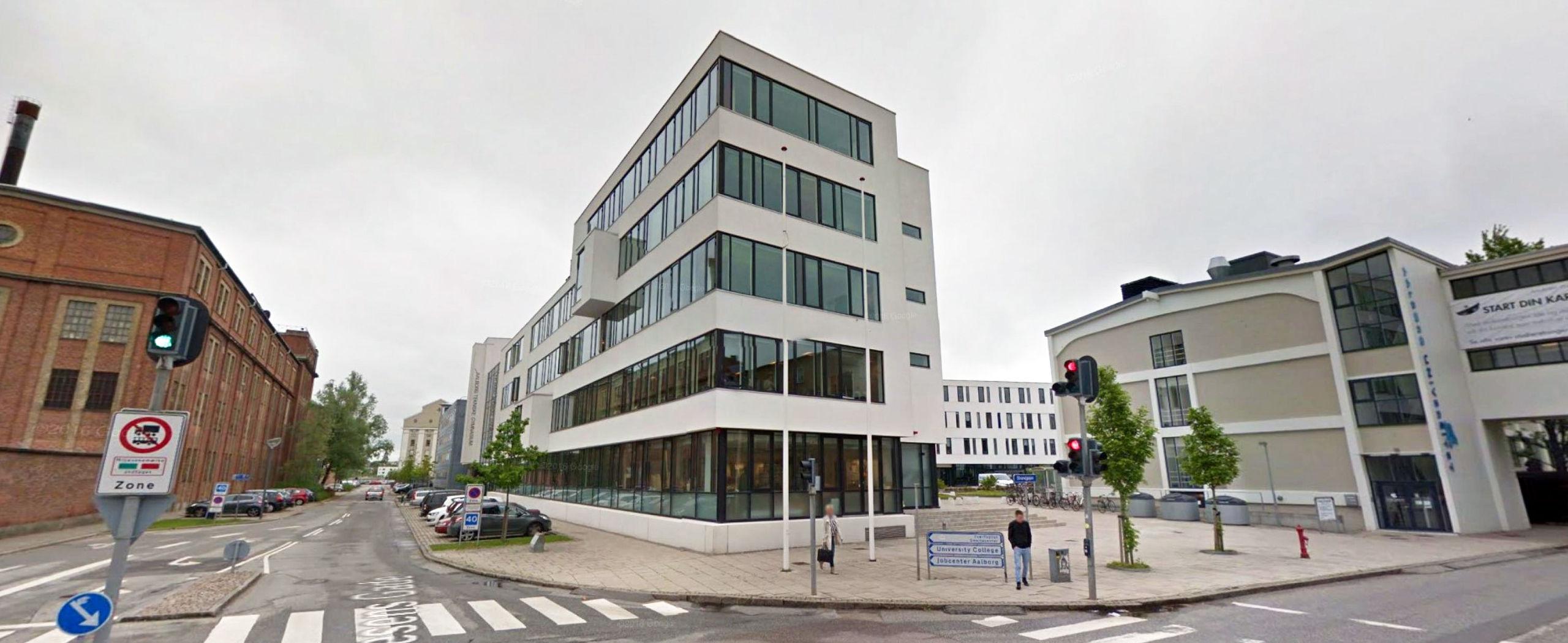 Det nye iværksætterhus skal have til huse i Vestbyen på  C. A. Olesens Gade 4. Privatfoto