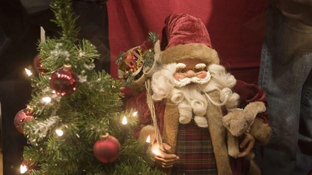 Julemarkedet finder sted 25. november. Arkivfoto: Kurt Bering