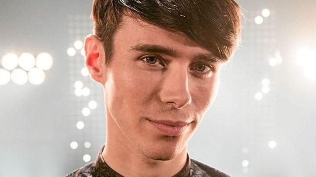 Vinderen af X-Factor 2019, Kristian Kjærlund. optræder i Dronninglund i forbindelse med Dronninglund By Night 24. maj. PR-foto