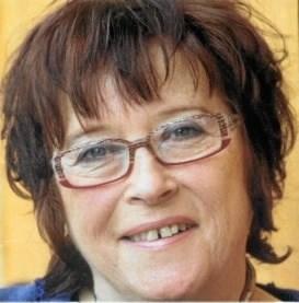 Hanne Faldborg.