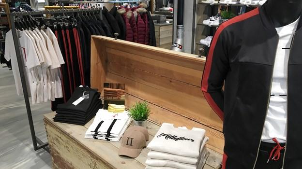 Kings & Queens fører en lang række velkendte mærker - fra Hilfiger til Calvin Klein. PR-foto