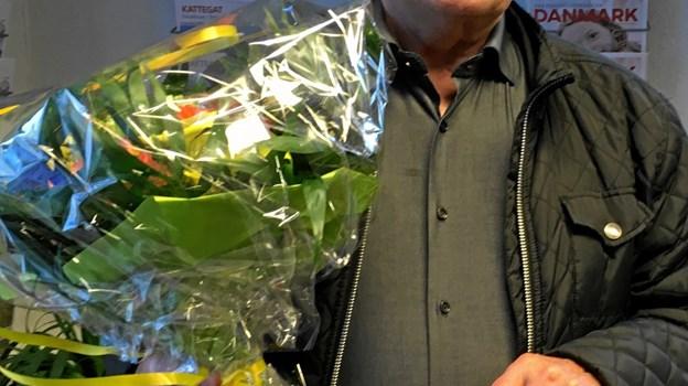 De 10.000 kroner, som gik til levendegørelsen af Bratskov, skal bruges på et nyt mobilt lydanlæg, så de besøgende for en bedre lydoplevelse, når de besøger Bratskov. Privatfoto