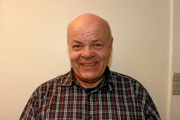 Alex Pedersen er næstformand i 3F MIdtfjord.Privatfoto