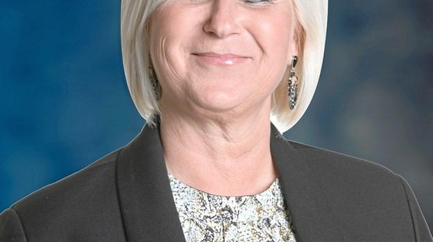 Marianne Solberg Eiby, ny formand for Venstre i Hobro. Privatfoto.