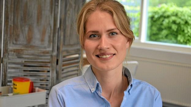 Line Simonsen. Foto: Jesper Bøss