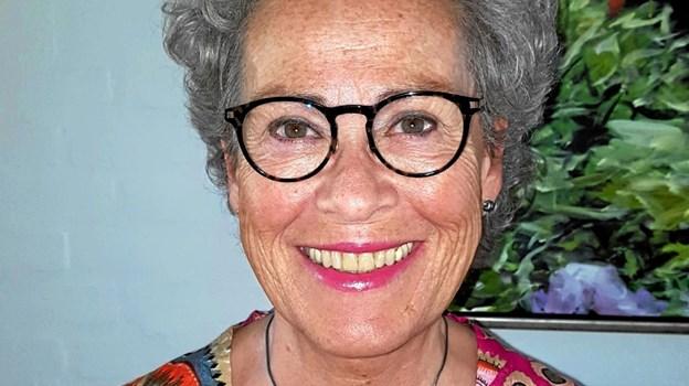 Lisbeth Stenstrop Jensen, ny formand for Hjerteforeningen Rebild Foto: Privat Privat
