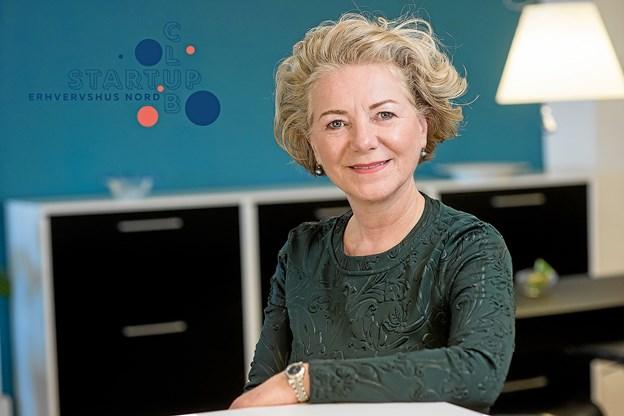 Sidsel Schmidt Andersen: Jeg ser frem til at understøtte iværksætteriet i Frederikshavn kommune og hjælpe iværksætterne godt på vej med sparring på deres forretningsidé.