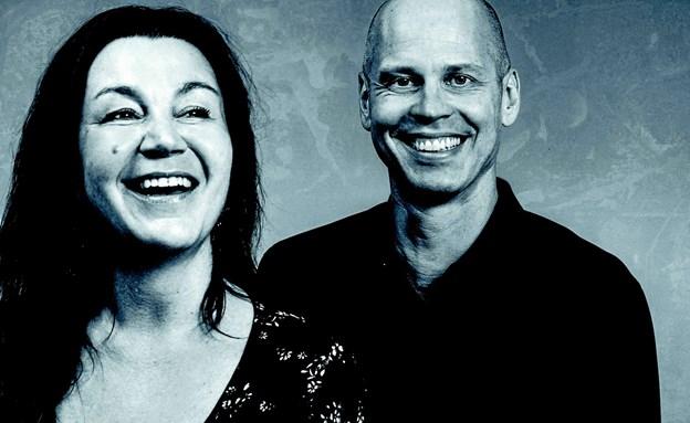 PH får nyt liv når duoen Margrete Grarup og pianisten Michael Sunding gæster Frederikshavn