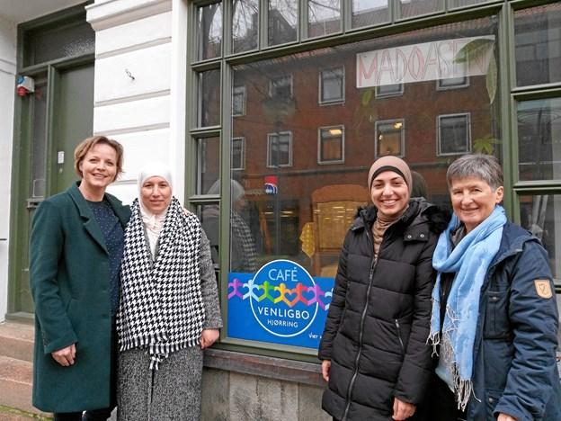Venligboernes Kvindenetværk arrangerer kvindedag for kvinder i alle aldre og børn. Arrangørerne opfordrer til, at man kommer i sin nationaldragt - hvis man har sådan en. Privatfoto