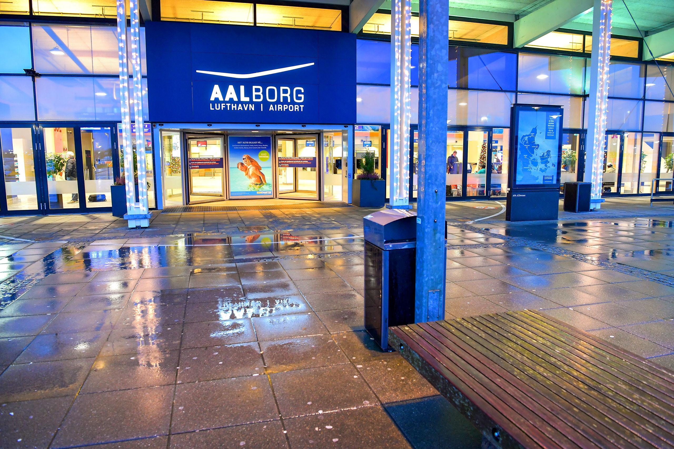 Aalborg Lufthavn er mere populære end nogensinde - i hvert fald hvis man ser på passagertallene. Arkivfoto: Jesper Thomasen