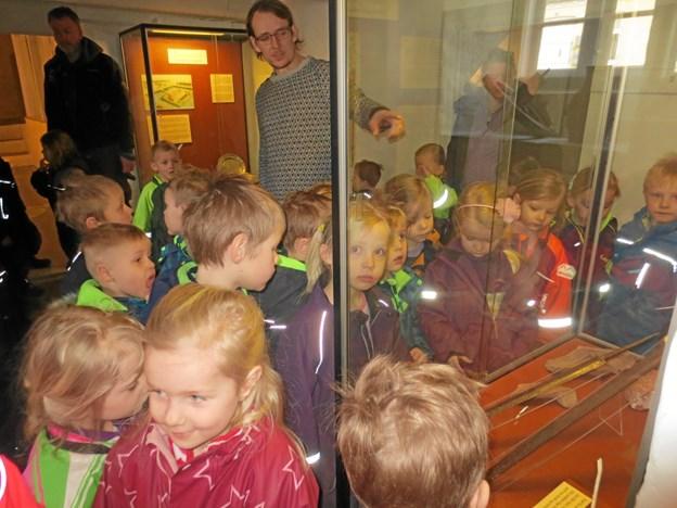 Formidlingsaktiviteter på Kystmuseet har været en afgørende faktor for det stigende besøgstalPrivatfoto