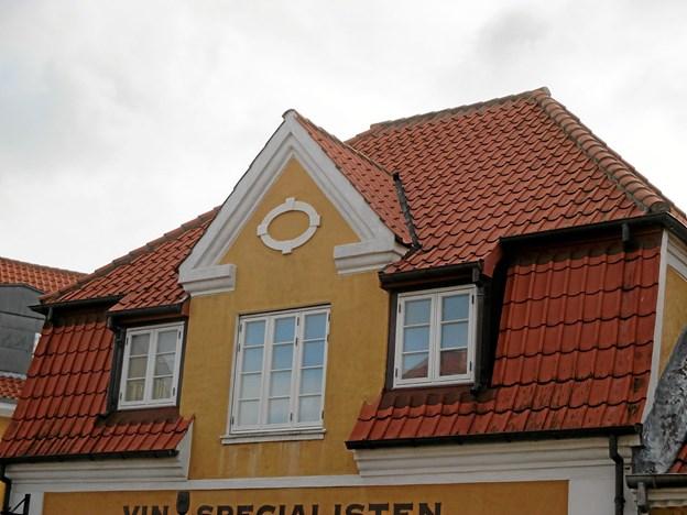 Ane Bødker Svendsens viktualiehandel er for nylig blevet nænsomt restaureret og rummer stadig fine detaljer fra Julius Bergs tid.