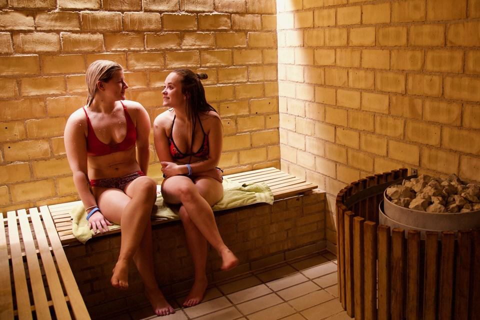 Svømmeland Nørresundby håber med Ladies Nights, at flere kvinder får øjnene op for centrets mange tilbud. PR-foto