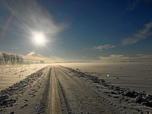 Hvis du undrer dig over manglende snehåndtering, så tjek lige din egen vej ud på kommunens hjemmeside.