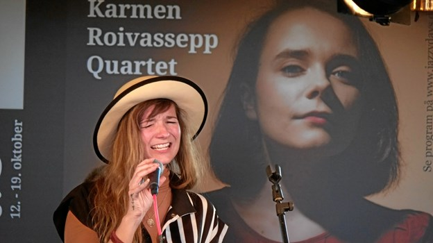 Releaseparty Tversted Jazzy Days 2019. Privatfoto