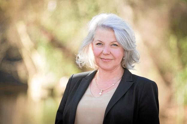 Birgitte Reinhold Jakobsen giver input til en lettere og sundere jul