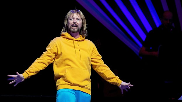 Kasper Le Fevre vandt Årets Talent prisen. Arkivfoto: Lars Pauli