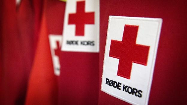 Tove Brødsgaard holder foredrag i Hjallerup 7. marts om Røde Kors og deres venskabsprojekt i Togo.Arkivfoto: Lars Pauli