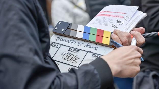 Drømmer du om at komme på skærmen i en ny stor tv-serie, så er chancen der nu. Arkivfoto: Henrik Bo