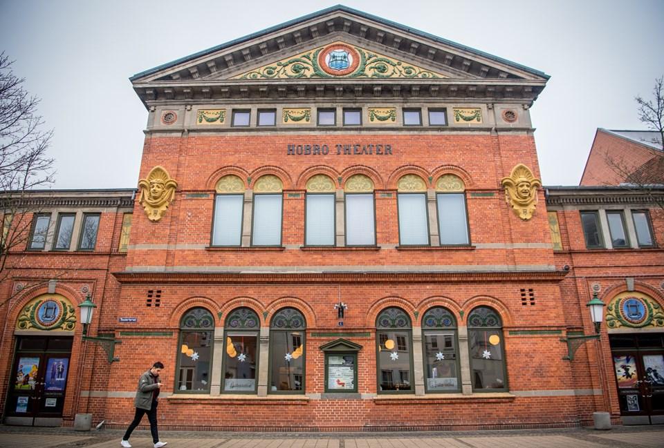 Driften af Filmteatret bliver fremover et anliggende alene for ulønnede frivillige og bestyrelsen.Arkivfoto: Martin Damgård