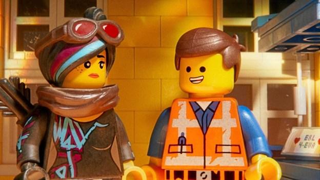 Kino viser Lego Filmen 2.Pressefoto