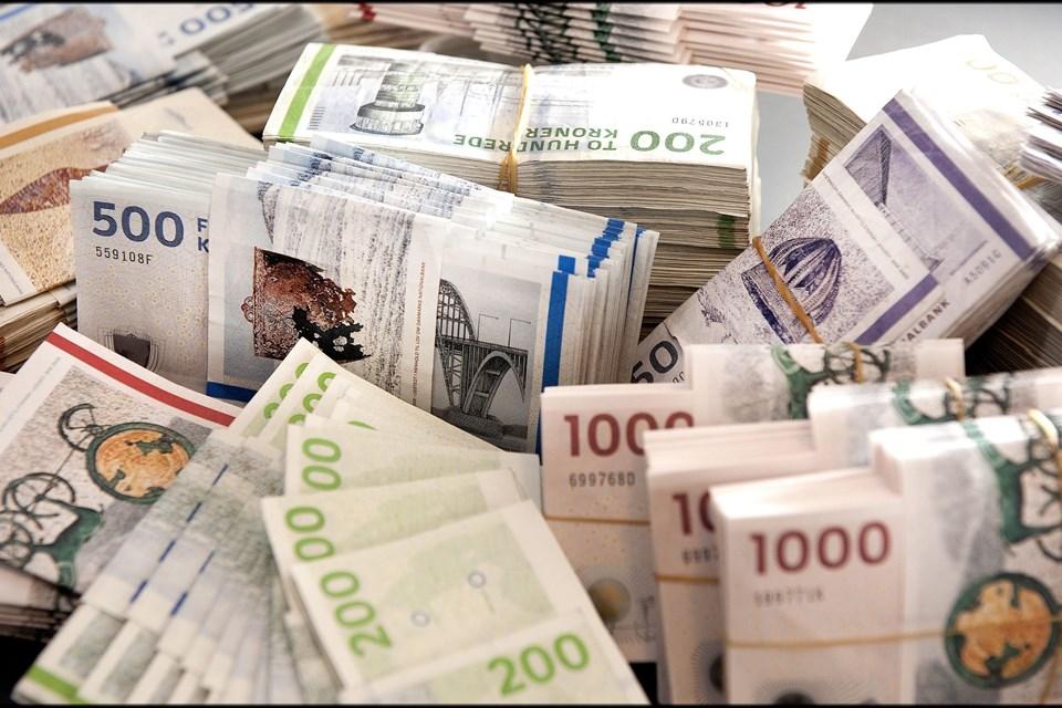 Hovedlandsbyerne i Danmark kan se frem til at modtage endnu flere penge til byforskønnelse. Sidste gang var Aabybro heldige at være blandt modtagerne af en pose penge fra Realdania. Men andre byer i Jammerbugten kan også blive blandt de heldige i denne næste omgang. Arkivfoto: Torben Hansen