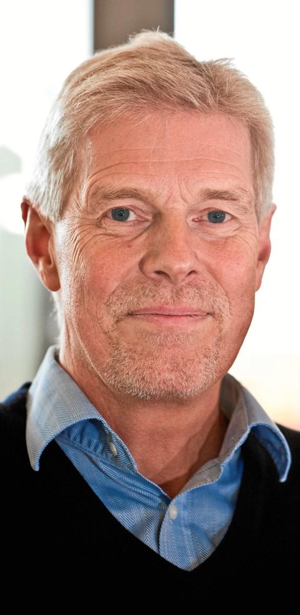 Kjeld Zacho Jørgensen er ny formand.