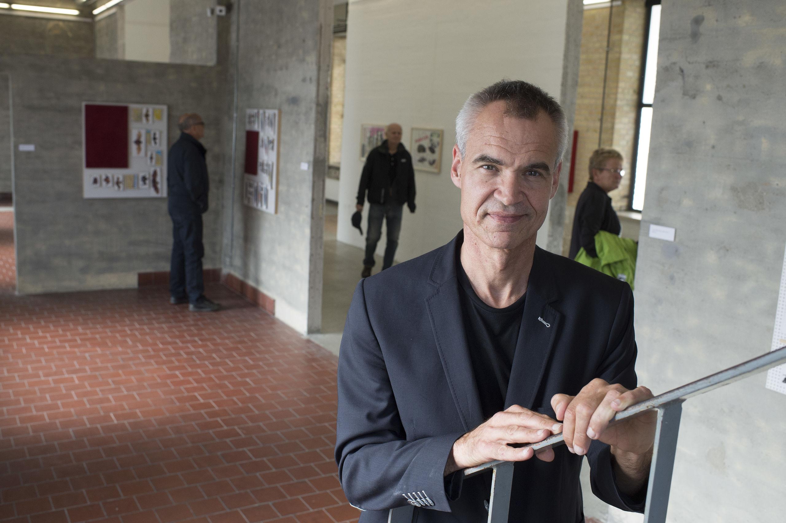 Henrik Broch-Lips, leder af Kunsthal NORD forventer sig meget af samarbejdet med Det Obelske Familiefond. Arkivfoto: Grete Dahl