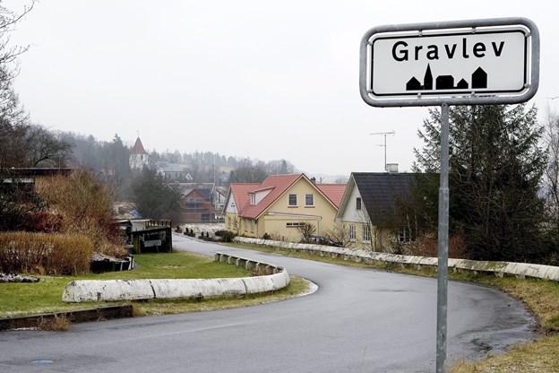 I Gravlev er der afsat et beløb på 627.273 kroner til 52 husstande. Arkivfoto: Lars Pauli