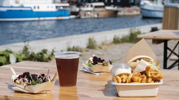 Er du ved at glæde dig til forår og mad på bådehavnen? Arkivfoto: Lasse Sand