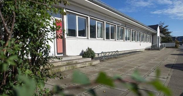 Vil du sikre dig en stump af det gamle posthus, så er det 6. og 7. april, det går løs. Arkivfoto