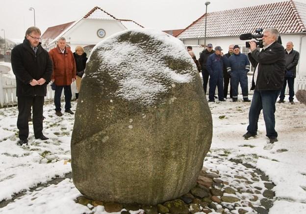 Der er mindehøjtidelighed fredag 1. februar. Arkivfoto: Martin Damgård