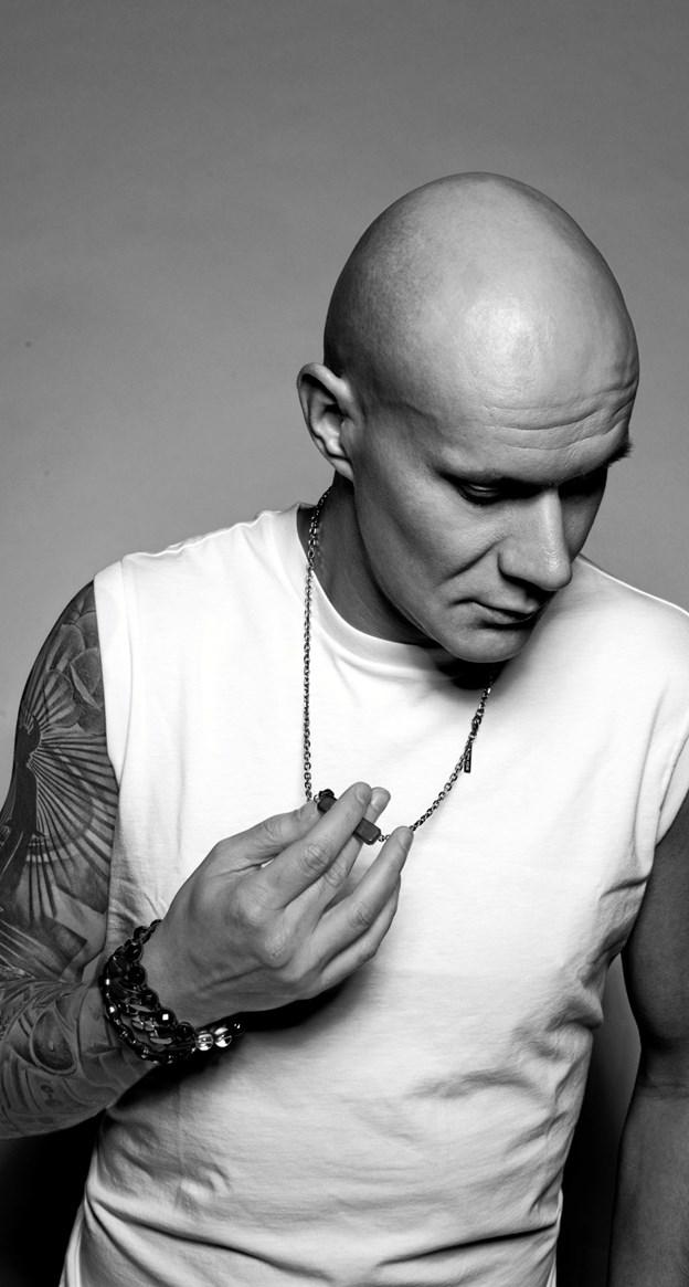 Kato har været på banen som DJ (discjockey) siden 2007. ?PR-foto.