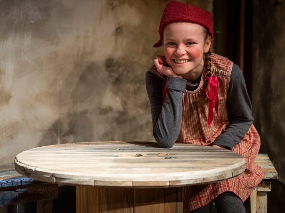 Oprindelig havde teatret planlagt 12 forestillinger - nu har man to gange måttet lave ekstraforestillinger. Foto: Jiri Thomas Kjeldgaard