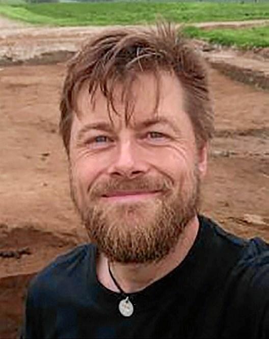 Arkæolog Søren Sindbæk - gæster Hobro Bibliotek 22. januar