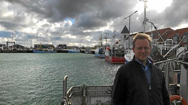 Havnechefen i Strandby er begejstret for Projekt GREEN